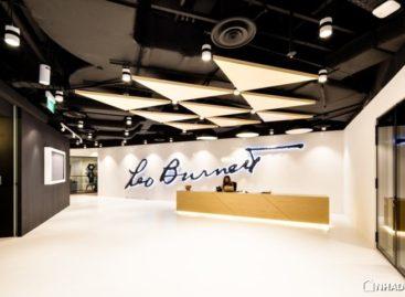 Văn phòng của Leo Burnett Singapore được thiết kế bởi SCA design, Singapore