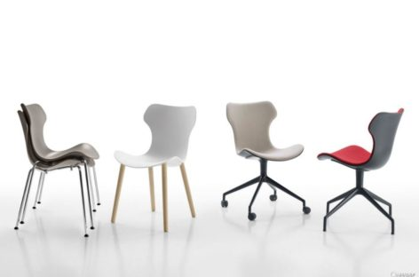 Ngắm nhìn 20 mẫu ghế văn phòng hiện đại (Phần 1)