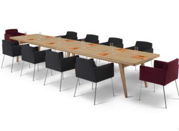 Ngắm nhìn 20 mẫu ghế văn phòng hiện đại (Phần 3)