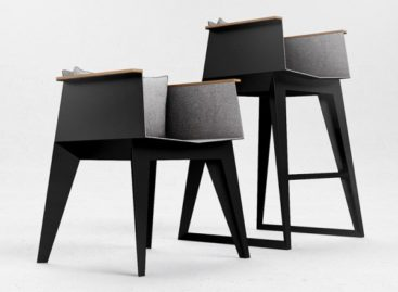 Bộ sưu tập những chiếc ghế với thiết kế mới của công ty ODESD2