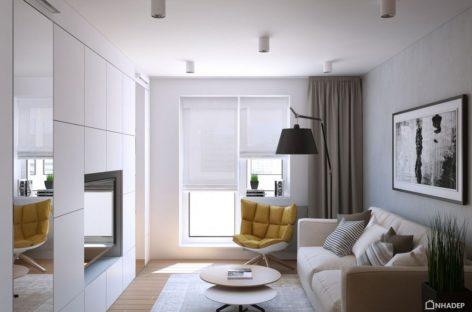 Ngắm nhìn căn hộ Snigeri được thiết kế bởi Geometrium