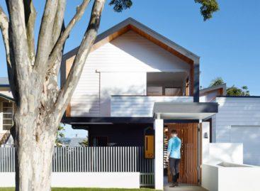 Kiến trúc hài hòa của ngôi nhà Nundah ở Úc