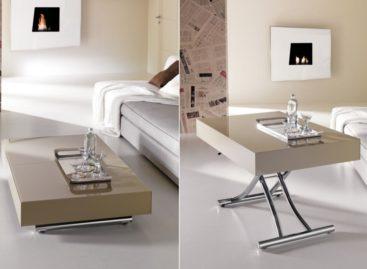 Các mẫu bàn cà phê có thiết kế tùy chỉnh hiện đại