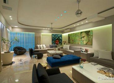 Căn hộ Gupta được thiết kế bởi ZZ Architects