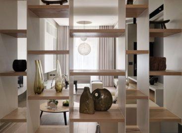Căn hộ ở Đài Loan cuốn hút với thiết kế hiện đại