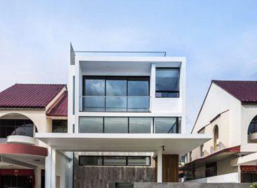Dự án xanh Screen House tại Singapore