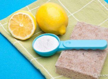 15 mẹo vặt tẩy rửa hữu ích với chanh