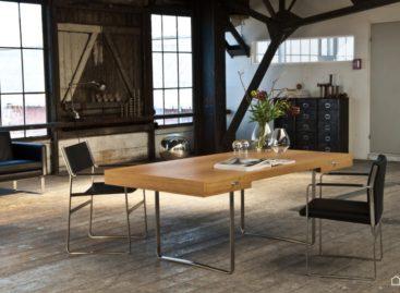 12 mẫu bàn tiếp tân với kiểu dáng hiện đại