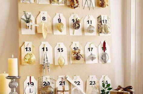 21 cách trang trí Giáng Sinh không tốn kém mà bạn có thể tự làm
