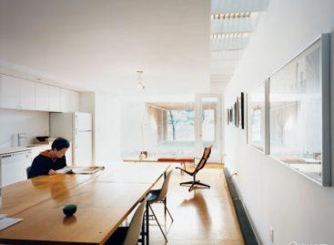 7 thiết kế không gian nhà hiện đại của Eames