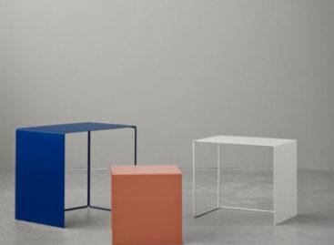 Chiếc bàn Cluster với thiết kế tiện lợi, gọn gàng