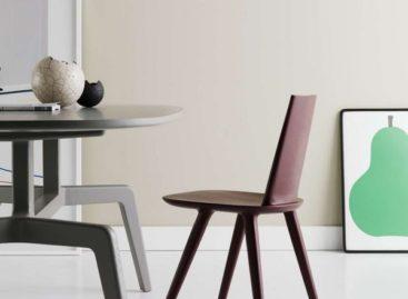 Chiếc ghế gỗ Tabu mộc mạc của nhà thiết kế Eugeni Quitllet