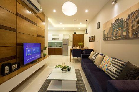 """Cuộc sống """"một nút ấn"""" với căn hộ thông minh Luxury Home"""