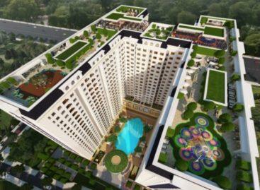 Khu căn hộ biệt lập hàng đầu quận 8 – Dream Home Palace