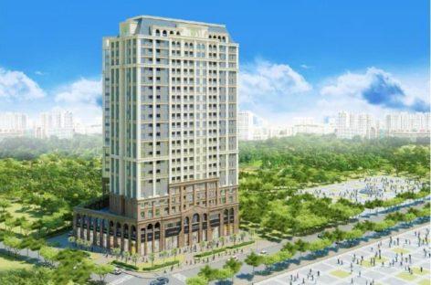 Giới thiệu dự án căn hộ Garden Gate tại quận Phú Nhuận, thành phố Hồ Chí Minh