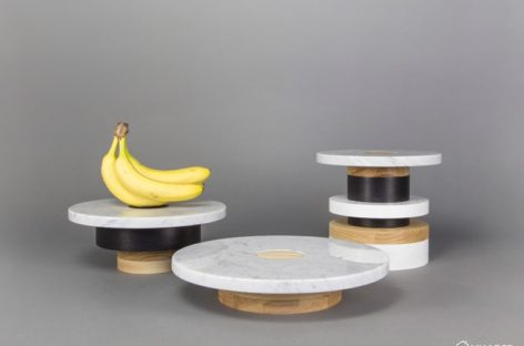 Bộ sản phẩm trang trí hiện đại được thiết kế bởi MPGMB