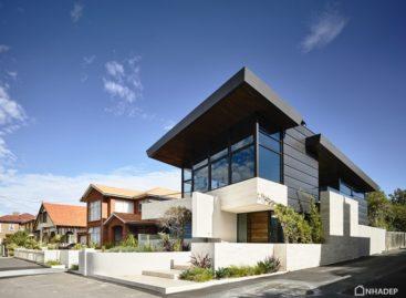 Chiêm ngưỡng thiết kế hiện đại của ngôi nhà bên bờ biển ở ngoại ô Melbourne
