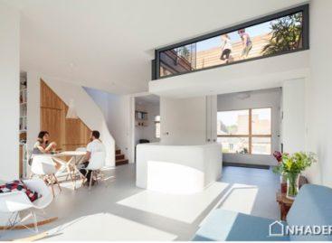 Tham quan ngôi nhà ở London với trần nhà được thiết kế lạ mắt
