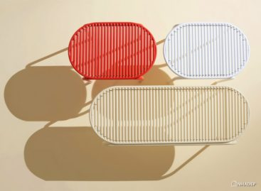 Những chiếc ghế massage của nhà thiết kế Verena Hennig