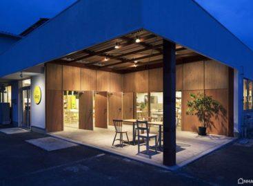 Quán cà phê cafe/day ở thành phố Numazu Nhật Bản