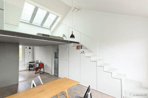 5 cách sử dụng sơn trắng tô điểm cho không gian sống
