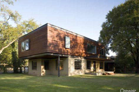 5 kiểu thiết kế ngoại thất hiện đại cho nhà ở