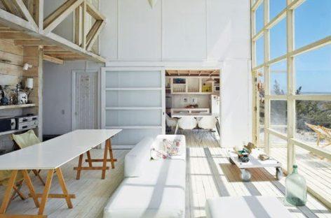 7 kiểu thiết kế không gian có trần cao
