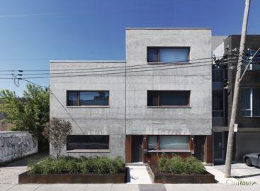 Dự án ngôi nhà La Maison Beaumont của kiến trúc sư Henri Cleinge