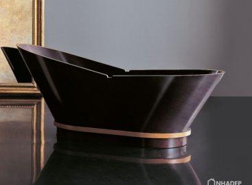 Những bồn tắm gỗ cho thiết kế nội thất hiện đại và phòng tắm sang trọng (phần 2)