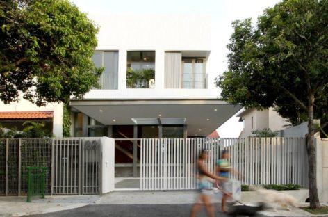 Ngắm nhìn ngôi nhà xanh thân thiện với môi trường