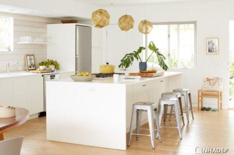 5 mẹo thiết kế tối giản cho không gian hiện đại của Emily Henderson
