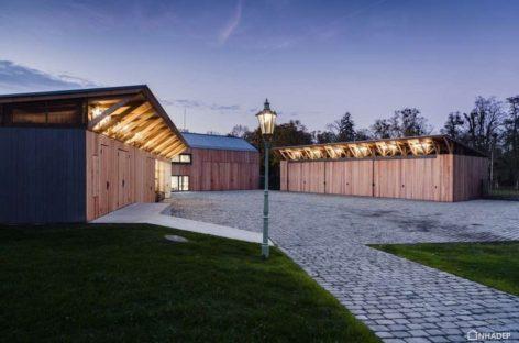 Thiết kế hiện đại kết hợp với bảo tồn các giá trị nghệ thuật của các di sản thế giới