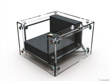 Phiên bản thiết kế mới cho ghế bành LC3