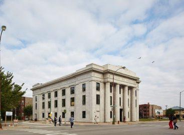 Trung tâm nghệ thuật tuyệt đẹp được cải tạo từ một toà nhà cũ