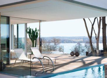 Vẻ đẹp ấn tượng của ngôi nhà ở gần hồ Starnberg