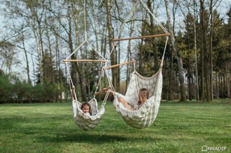 9 mẫu ghế treo sống động cho không gian nội – ngoại thất