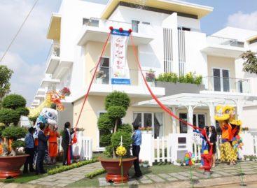 Khang Điền khai trương nhà mẫu dự án Melosa Garden