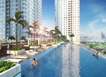 Sunrise City – Central Towers: dần được hoàn thiện