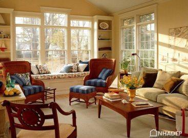 9 phong cách thường gặp trong thiết kế nội thất