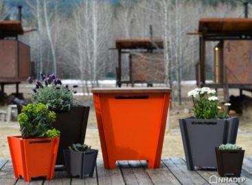 Groovebox Living – Chiếc hộp đa chức năng cho không gian ngoại thất