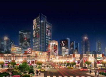 Khu đô thị thương mại dịch vụ Đại Phước Center City