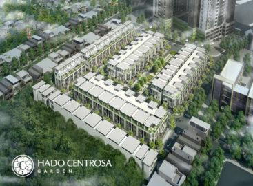 Hà Đô Centrosa Garden – Khu nhà phố liên kế bạc tỷ ngay trung tâm thành phố Hồ Chí Minh