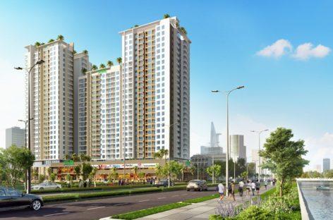 Nhiều đối tác phát triển khu căn hộ cao cấp Viva Riverside