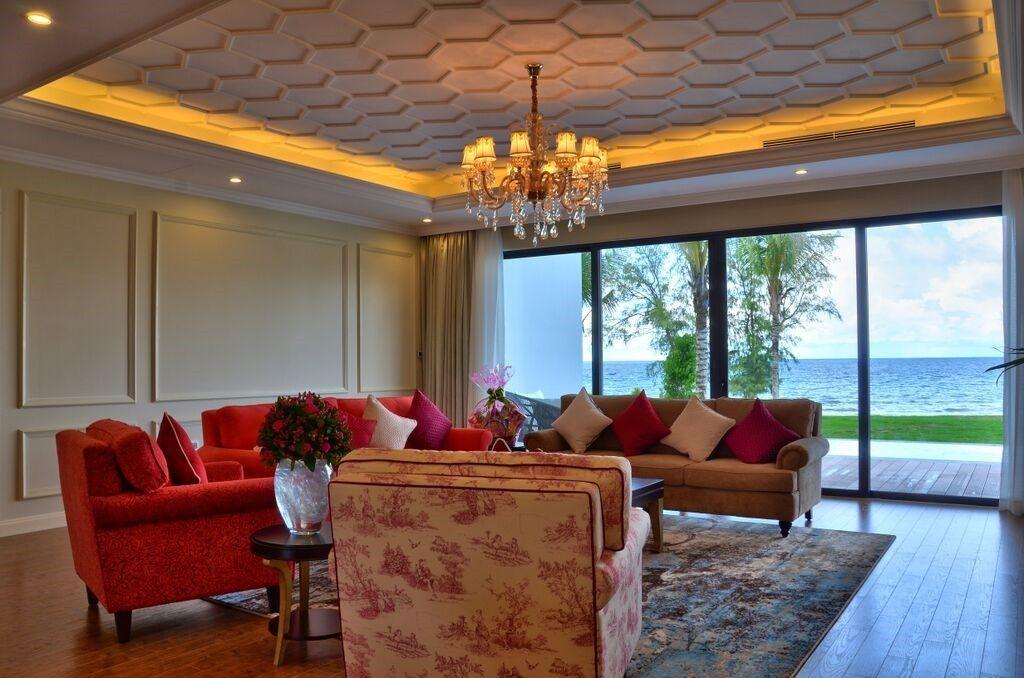 Ra mat biet thu nghi uong Vinpearl Resort and Villas_2