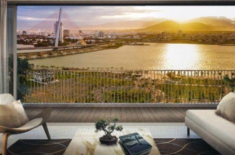 Penthouse bên sông Hàn giá 2,5 tỷ đồng