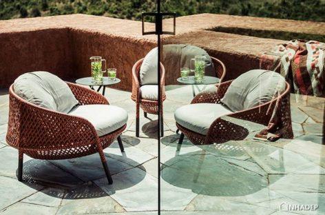 Thiết kế sang trọng và cuốn hút của ghế AHNDA, Dedon