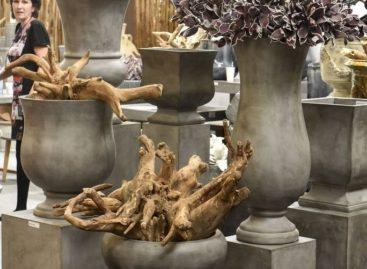 [Video] Sản phẩm gốm sứ của một công ty trưng bày tại hội chợ spoga +gafa 2015