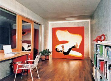 6 kiểu nhà ở kết hợp với những sản phẩm nội thất hiện đại của Verner Panton