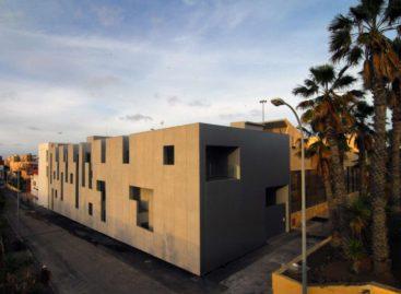 Ngắm nhìn kiến trúc độc đáo của toà nhà Incube