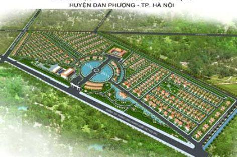 Khu đô thị sinh thái cao cấp Đan Phượng The Phoenix Garden